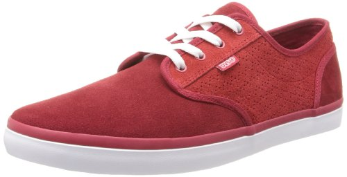 DVS Rico Ct, Herren Skateboardschuhe Red