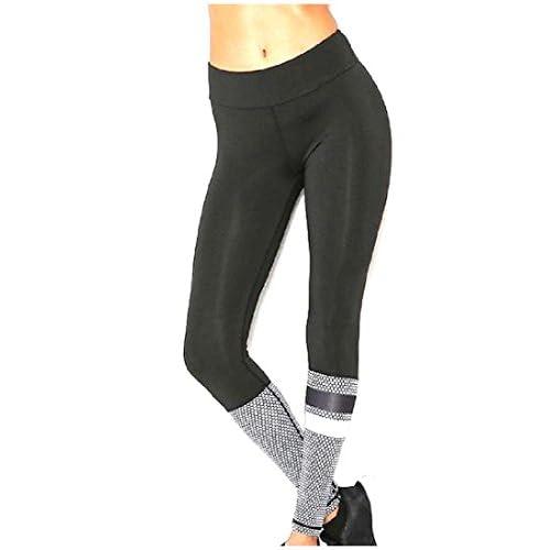 Hot Coolred-Women Skinny Printed Beam Foot Trousers Yoga Pants Leggings