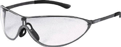 552d3f1dda7 Image Unavailable. Image not available for. Colour  Uvex 9159-105 Skyper  Supravision Safety Glasses - Clear Lens