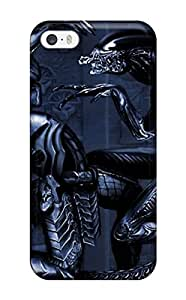 Iphone Design High Quality Alien Vs Predator Cover Case With Excellent Style For Iphone 5/5s