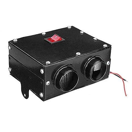 12v Domeilleur 400/W 12/V//24/V Auto Veicolo termoventilatore sbrinamento Hot Riscaldamento pi/ù Caldo