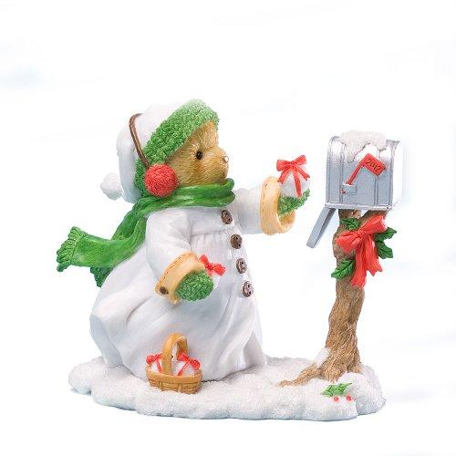 Enesco Cherished Teddies Collection 2012 Dated Figurine