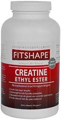 Fitshape Creatine ethyl ester 360 capsules