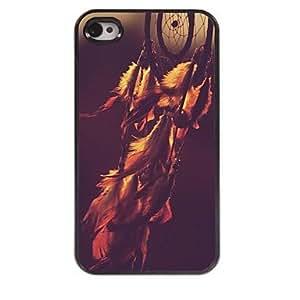LCJ Dram Catcher Design Aluminum Case for iPhone 4/4S
