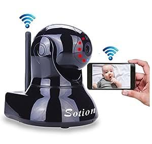 Amazon.com : Sotion Video Baby Monitor, HD Wireless Pet