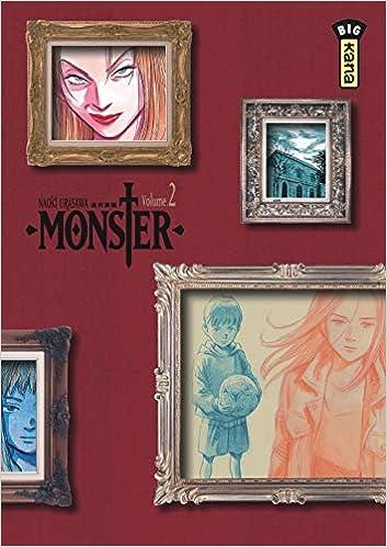 Amazon Fr Monster Integrale Deluxe Tome 2 Naoki Urasawa Naoki Urasawa Livres