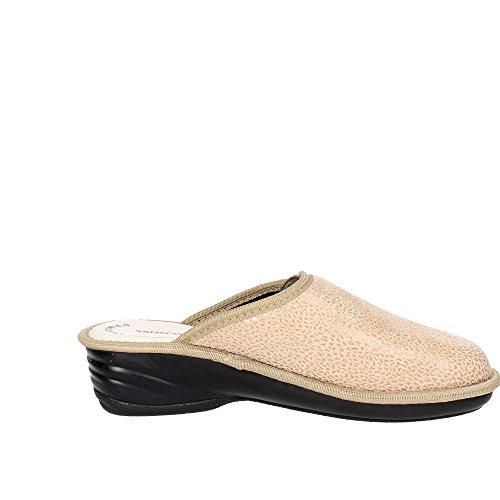 ... SANYCOM 110 Pantoffel Damen Beige 37 ...