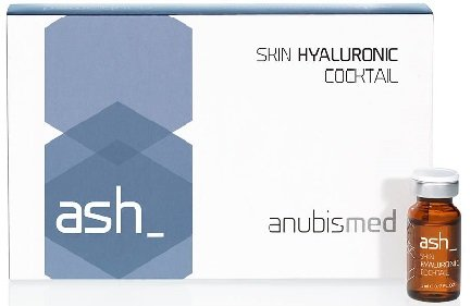 AnubisMed Skin Hyaluronic Treatment (5 Vials x 5ml)