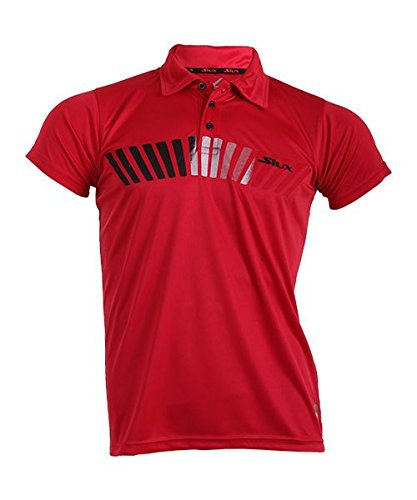 Siux Polo Final Rojo: Amazon.es: Deportes y aire libre