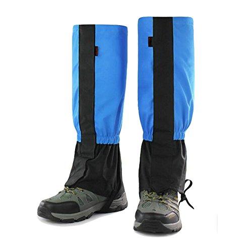 Zhaoyun Unisex Snow Leg Gaiter Boots Gaiters Waterproof Hiking High Gaiters for Outdoor Walking Climbing - Store Rab Discount