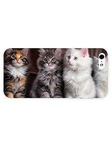 3d Full Wrap Case For Sam Sung Note 4 Cover Animal Kittens14