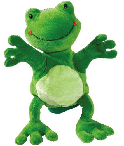 Hape Beleduc Frog Glove Kid's Hand Puppet (Childrens Hand Puppets)