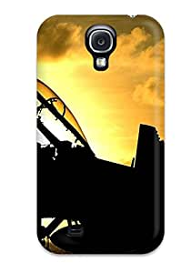 Best 7594322K92661079 Hot Case Cover Protector For Galaxy S4- Aircraft72