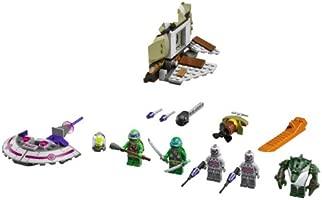 LEGO Ninja Turtles 79121 Turtle Sub Undersea Chase Building ...