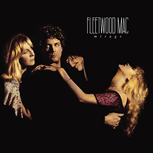 CD : Fleetwood Mac - Mirage (With LP, With DVD, Deluxe Edition, 5 Disc)