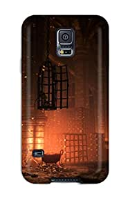 2546264K74328465 MarvinDGarcia Hellraid Feeling Galaxy S5 On Your Style Birthday Gift Cover Case