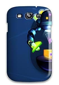 CrorGJt1597JCjsp Faddish Robot Color Case Cover For Galaxy S3