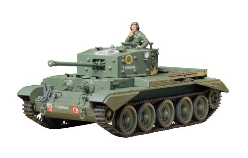 Tamiya 300035221 1:35 WWII British Cromwell Mk. IV for sale  Delivered anywhere in USA