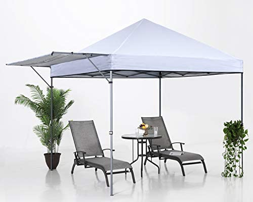 ABCCANOPY 10×13 Pop Up Canopy Tent Instant Canopy Shelter