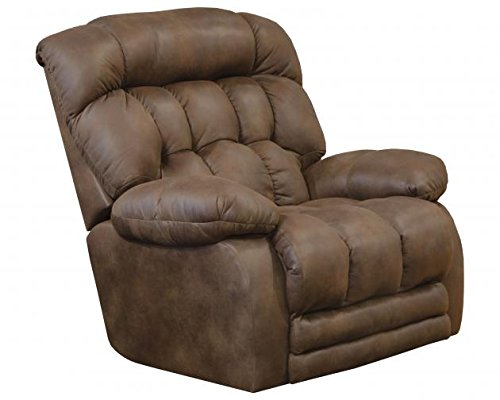 Catnapper Living Room Set - 64210-7-1300-79 (Sunset) Horton Power Lay Flat Recliner With Extended Ottoman. Rated for 400 lbs. Free Curbside Delivery . Extended length 85 Inches