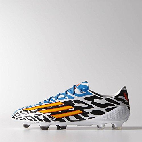 adidas F50Adizero FG–Guantes de Fútbol (Messi) Inodoro, Primavera/Verano, Color, Tamaño UK 9,5 - EU 44 -