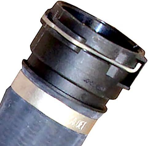 APDTY 141496 上下ラジエーター冷却ホースセット 2004-2006 BMW X3 (17 12 3 413 819, 11 53 3 400 207, 17123413819, 11533400207の交換用)