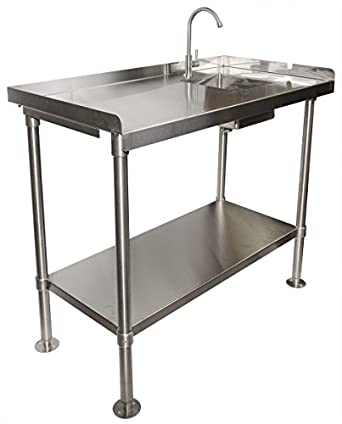 Ordinaire RITE HITE Stainless Steel Fillet Cleaning Table   Made In The USA. Heavy  Duty