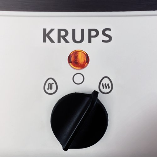 KRUPS F23070 Egg Cooker with Water Level Indicator, 7-Eggs capacity, White by KRUPS (Image #3)