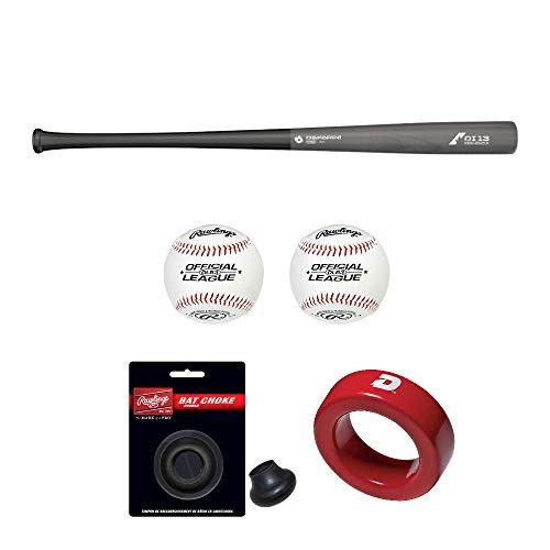 DeMarini 2018 Di13 Pro Maple Wood Composite Baseball Bat (33