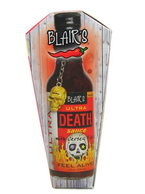 (Blair's Ultra Death Sauce (Pack of 6) )