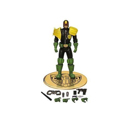 Mezco Toyz One:12 Collective Judge Dredd Action Figure by Mezco