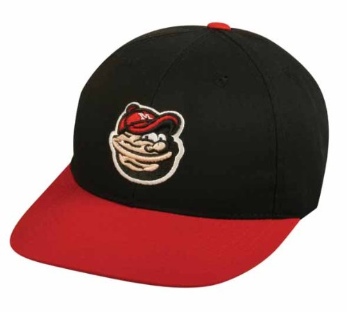 MODESTO NUTS Adult Cap Minor League Officially Licensed MiLB