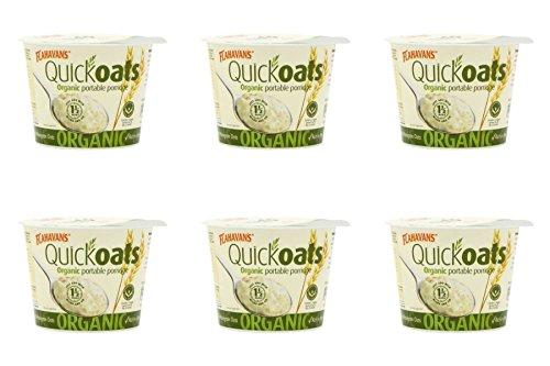 6-pack-flahavans-quick-oats-organic-porridge-no-added-sugar-40-g-6-pack-super-saver-save-money