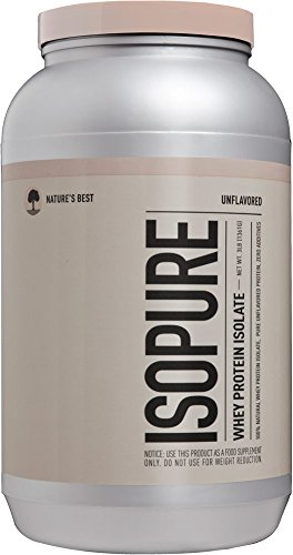 Natures Best Natural Isopure - Unflavored