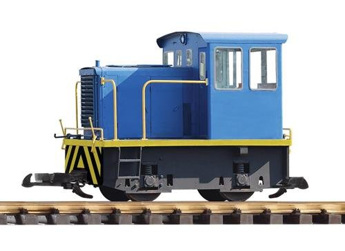 Piko G Scale Blue Goose GE 25-TON Diesel SWITCHER Locomotive for sale  Delivered anywhere in USA