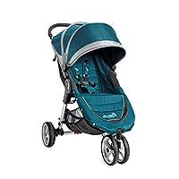 Baby Jogger 2016 City Mini 3W Single Stroller - Teal/Gray