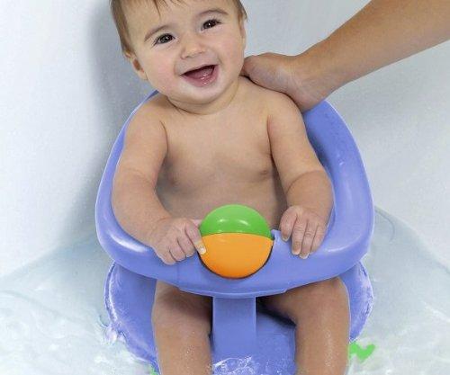Safety 1st Swivel Baby Bath Seat Pastel