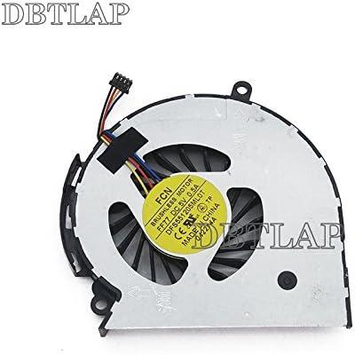 DBTLAP Ventilador de la CPU para HP Pavilion 14-D032 15-d101tx 246G2 cq15-a101 TPN-F112 TPN-F114 TPN-F113 TPN-F115 15-d006sx 15-d088sr 15-d019sia 15-d020la 15-d103tx 15-D 15-D010CA 15-D020DX 15-D030NR: Amazon.es: Electrónica