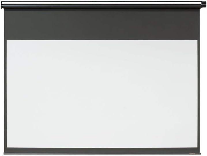 シアターハウス プロジェクター スクリーン 電動 リモコン (16:9) ブラックマスク (80インチ) 日本製 BDR1771WEM