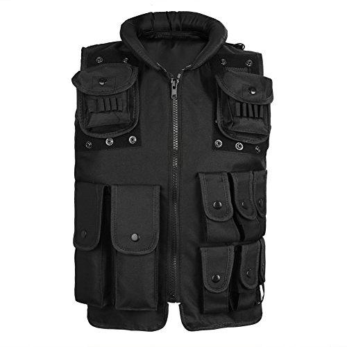 Pellor Outdoor 600D nylon Live-action Tactical Vest Security