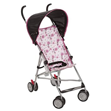 Amazon.com  Disney Umbrella Stroller with Canopy Floral Minnie (Discontinued by Manufacturer)  Baby Strollers  Baby  sc 1 st  Amazon.com & Amazon.com : Disney Umbrella Stroller with Canopy Floral Minnie ...