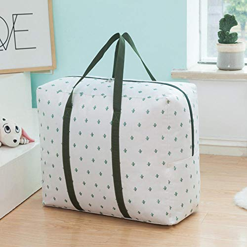 Amazon.com: Treslin Blanket Storage Bags with Zippers,Oxford ...