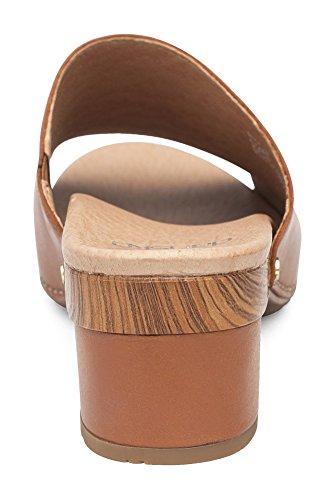Dansko Women's Maci Sandal Camel Full Grain free shipping deals tumblr cheap price clearance best wholesale xVvyxkdiK9