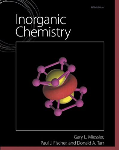 amazon com inorganic chemistry 5th edition 9780321811059 gary rh amazon com