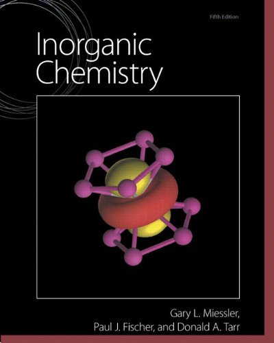 321811054 - Inorganic Chemistry (5th Edition)