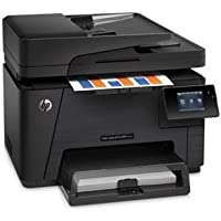 HEWCZ165A - HP LaserJet Pro M177FW Laser Multifunction Printer - Color - Plain Paper Print - Desktop