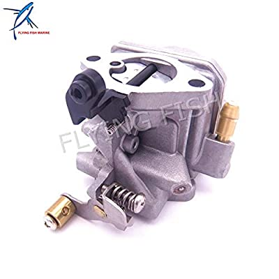Boat Parts & Accessories Boat Motor Carburetor Assy 6Bx-14301-10 6Bx-14301-11 6Bx-14301-00 for Yamaha 4-Stroke F6 Outboard Engine