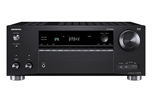 Onkyo TX-RZ720 THX-Certified 7.2-Channel 4K Network A/V Receiver