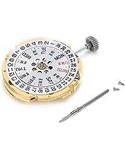 Mechanische Horloges Beweging, Polshorloge Beweging Metalen Eenvoudige Stijlvolle Horloge Beweging Vervanging voor Horloge Automatisch Horloge Zakhorloge Reparatie
