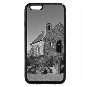 iPhone 6S Plus Case, iPhone 6 Plus Case (Black & White) - OLD STONE CHURCH - NZ